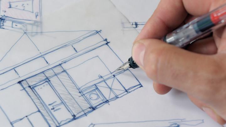 Architect's home design battle